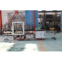 500-800BPH Carbonated Drink Filling Machine , Beer Bottle Capping Machine Manufactures