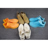 China Handmade Knitting Nike Shoes Men's Free 5.0 Knit Orange Color Running Hand-Made Nike Sports Shoes on sale