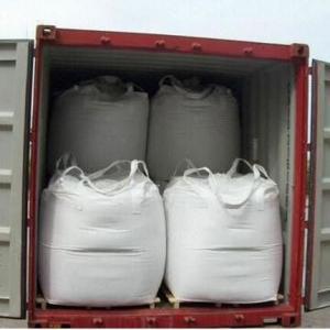 1 Tonne Circular FIBC Big Bag Sack With Stevedore Straps 100% Virgin Polypropylene Manufactures