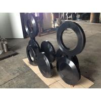 Hollow Raised Face Weld Neck Flange Brushed Seamless Powder Coated Long Neck Manufactures