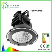 Bridgelux Chip Meanwell Driver 150W Industrial LED High Bay Lighting Fixtures Manufactures