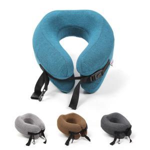 China Foldable Memory Foam Neck Rest / Travel U Shape Memory Foam Neck Support Pillow on sale