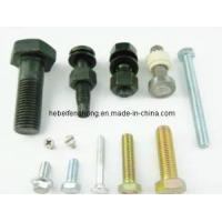DIN931/DIN933 HDG Hex Bolt and Nut Manufactures
