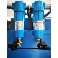 Buy cheap Silent 10 Hp Rotary Screw Air Compressor Belt - Driven Transmission from wholesalers