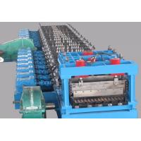 Corrugated Corn Galvanized Steel Silo Roll Forming Machine For Storage Paddy Holding Manufactures