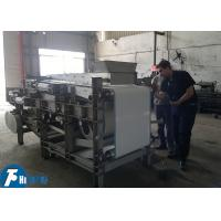 Efficient Filter Press Unit For Leather / Printing / Metallurgy Industry Manufactures