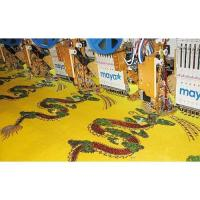 Mayastar 1200rpm Computerized Embroidery Machine Manufactures