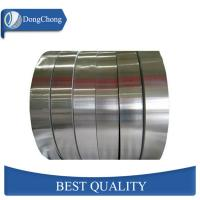 Buy cheap 6-1650mm Width Pure Aluminum 1050 1060 1070 Flat Strips from wholesalers
