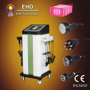 4 in 1 lipo laser cavitation rf vacuum fat removal machine Manufactures