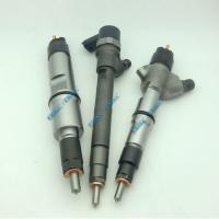 ERIKC heavy truck fuel injector 0 445 110 358 engine injector 0445 110 358 common rail injector 0445110358 Manufactures