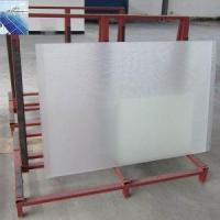 3.2mm Low Iron Pattern Coated Glass for Photovoltaic Module Manufactures