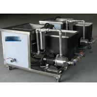 Food Industry Clean Machine , Ultrasonic Cleaning Machine/ Equipment High Cleanliness Manufactures