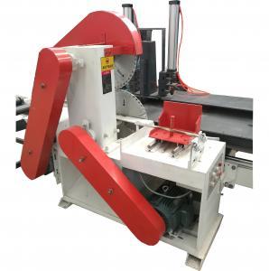 China China Round Log Table Circular Saw Mill Machine TC1500 Twin blades circle saw on sale