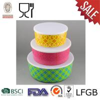 Round Storage Box With Lid Manufactures