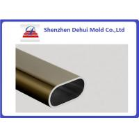 Professional 6005 , 6061 , 6060 Round Aluminum Tube for Roller Blind Manufactures