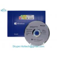 Laptop Microsoft Windows 7 Professional OEM Key 64 Bit Operating PC System Software Manufactures
