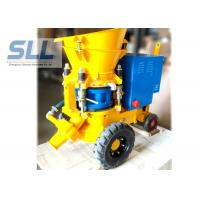Quality Stable Performance Concrete Spraying Machine Compact Structure Various Style for sale