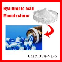 Professional manufacturer health food pure hyaluronic acid powder Manufactures