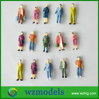 1:87 scale people for architecture