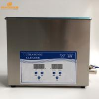 Large Capacity Desktop Ultrasonic Cleaner 6Liter, 150W Digital Pro Ultrasonic Cleaner Manufactures