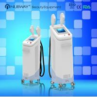 Super hair removal & skin rejuvenation mahcine SHR IPL E-light 3 systems in one machine hot sale Manufactures