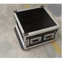 4u Light Weight Standard  Aluminum Flight Case Mixer Plywood  /  Aluminum DJ Mixer Flight Cases Manufactures