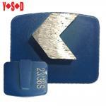 Single Arrow Segment One pin backed diamond shoes Manufactures