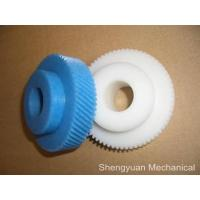 Plastic Gear Accessory Mould , Precision Gears Mold Parts with Different Color Manufactures