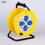 Waterproof Extension Cord Hose Reel Drum ABS Palstic Material 1800~5000 Watt Manufactures