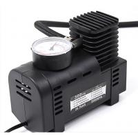 DC 12V 250PAI Portable Car Air Pump With Watch, One Year Warranty Manufactures