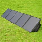 80W 100W 120W Foldable Solar Panel Portable Suitcase Solar Panels OEM  Service Manufactures