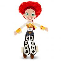 Toy Story 3 Jessie Action Figure Disney Plush Toys with Customize Logo Manufactures