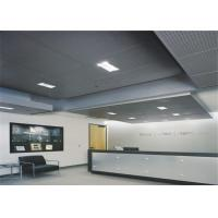 China Customized Perforated Aluminum Panels For Airports / Stations on sale