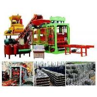 Fully Automatic Concrete Block Forming Machinery (QT6-15) Manufactures