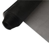 Plain Weave Tuff Screen Vinyl Coated Polyester Material For Swimming Pool Manufactures