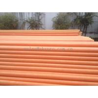 China Corrosion-resistant Durable Professional Pultruded FRP Profiles Fiberglass reinforced plastic on sale