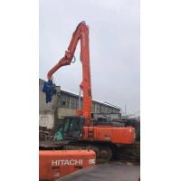 High Precision Vibratory Pile Driver For Excavator Quick Converting Operation Manufactures
