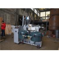 150-200 Kg/H Screw Oil Press Machine Short Preheating Time 1450kg Weight Manufactures
