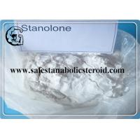 Raw Steroid White Powder Androstanolone Stanolone  for Bodybuilding and Sport Supplyment Manufactures
