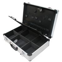 Durable Aluminum Tool Storage Case Water Resistant OEM ODM Supported Manufactures