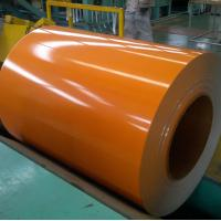 3000 Series Aluminium Colour Coated Coils For Air Conditioners Manufactures