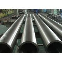 Round duplex stainless steel 2205 Hyper Max Length 12000MM Annealed / Pickled Surface Manufactures
