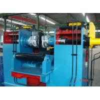 H-Beam Flange Thick Plate Hydraulic Straightening Machine With 22kw Motor in Construction Area Manufactures