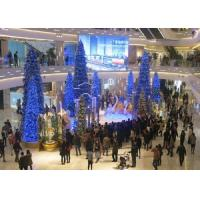 China LED Window Display Signs video wall Transparent Glass Led Display screen on sale