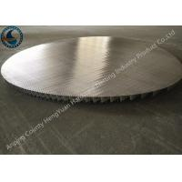 Stainless Steel Johnson Wire Screen Round Panel No Frame Strip Rod Manufactures