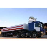 40000L-3 Axles-Carbon Stee Tanker Refuel Semi-Trailer Manufactures