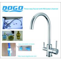 China Best selling NSF purifier water taps fitting kitchen sink mixer tap on sale
