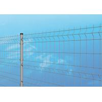 1M - 3M Wire Mesh Fencing , Hot Dipped Galvanzied Wire Mesh Fence Manufactures