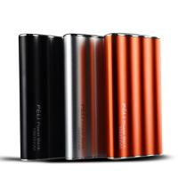 High Power 10600mAh 12v Portable Power Bank For Mobile Devices , Black / Silver / Red Manufactures