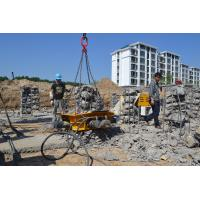 SPF 4 Square Concrete Pile Breaker Hydraulic With Five Patented Technologies Manufactures